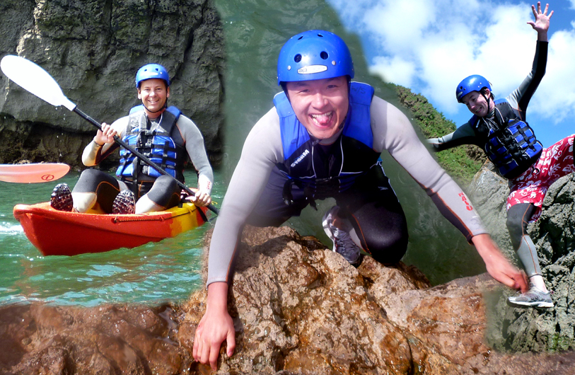 Coasteering Wales - Contact Us